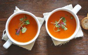 dietetyczna zupa pomidorowa
